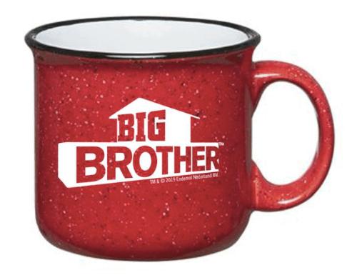 Red Big Brother Campfire Mug