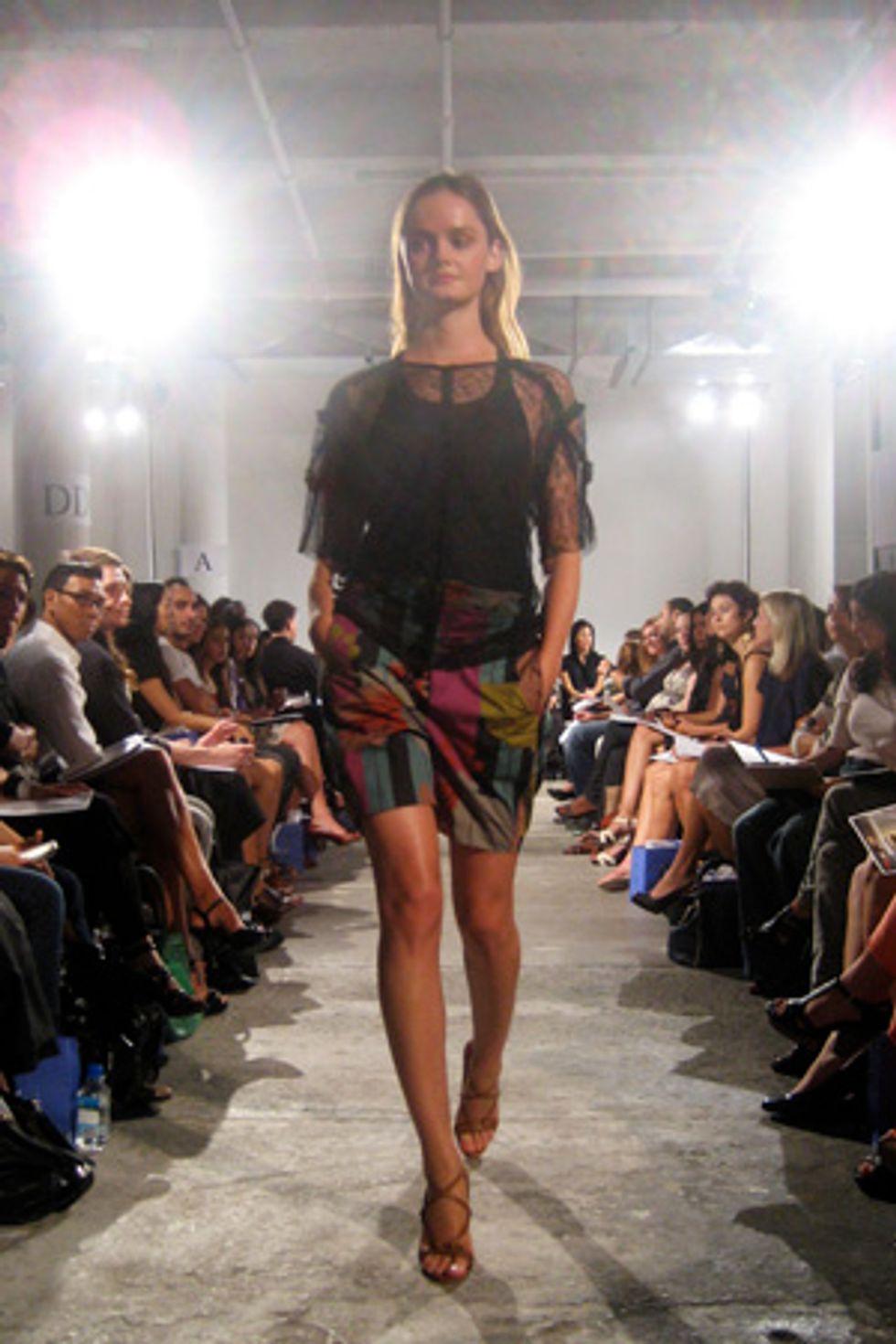Fashion Week Re-Cap: Sari Gueron, Catherine Malandrino, Chris Benz and More