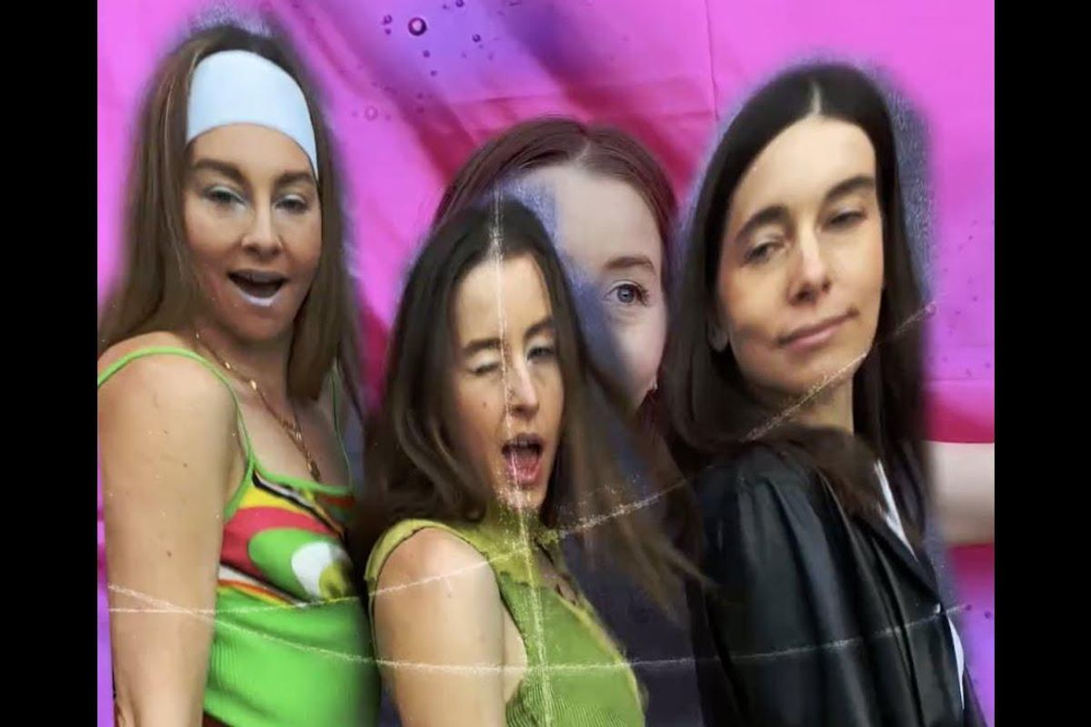 Watch the HAIM Sisters Sum Up Our Awful Year