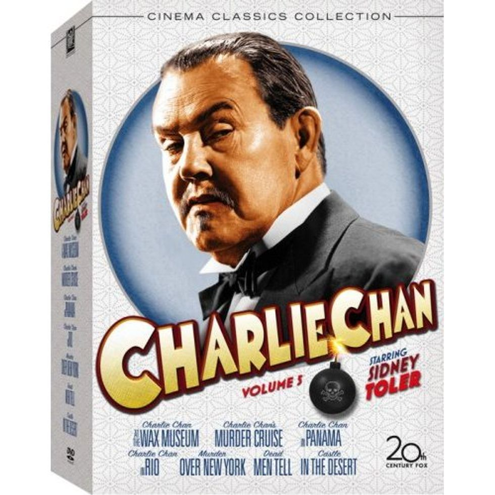 Charlie Chan (Vol.5) on DVD!