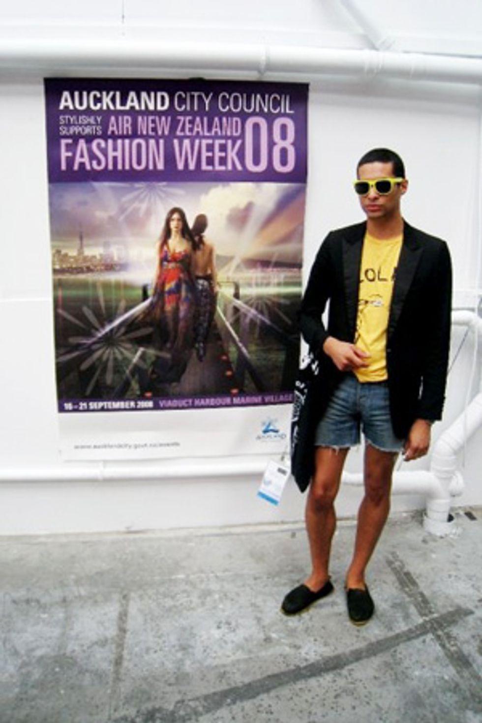 PJC Does New Zealand Fashion Week!