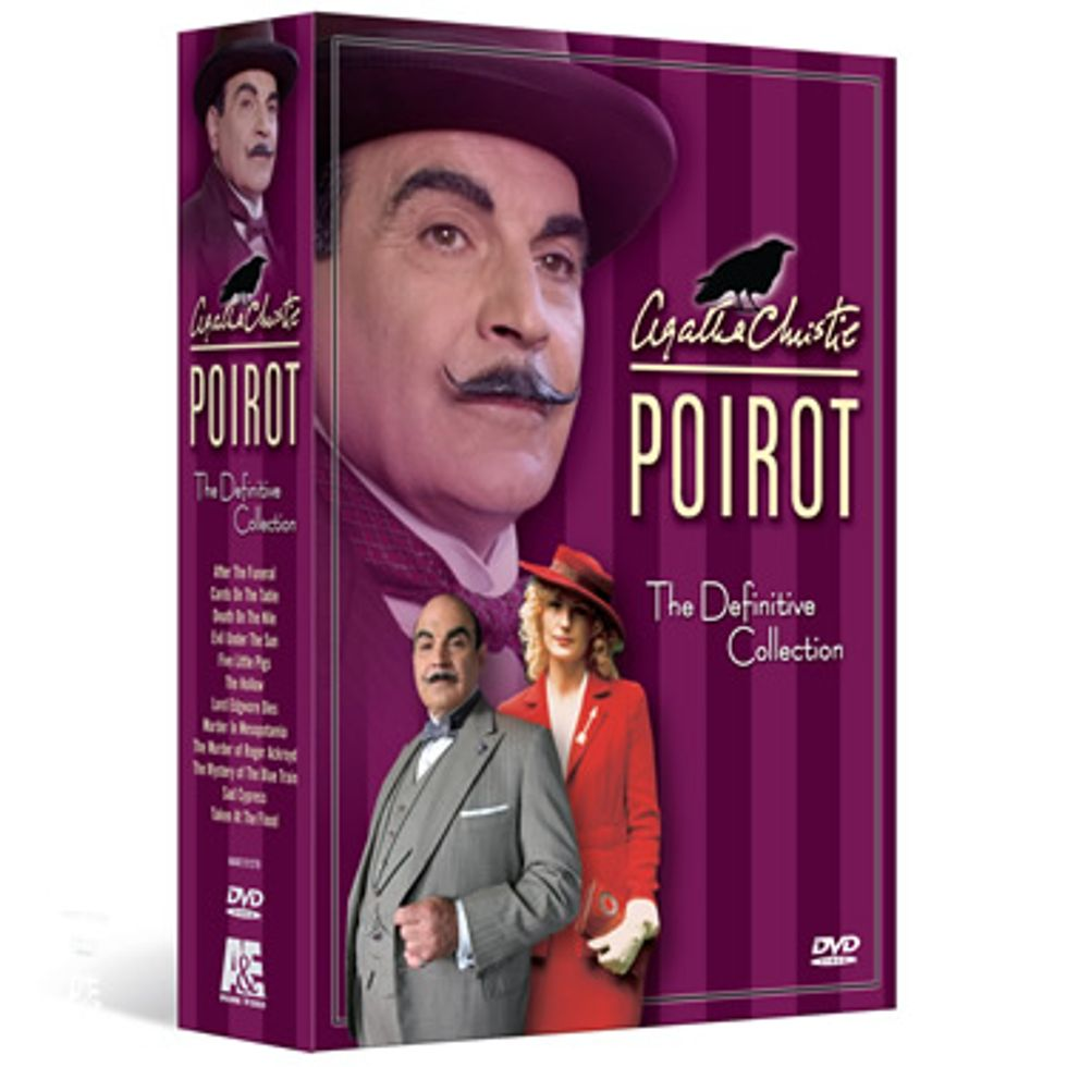 Poirot: The Definitive Collection!
