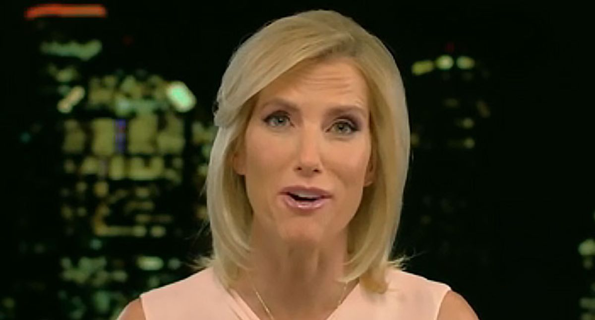 Fox's Laura Ingraham whines authorities are doing too much to keep DC safe after pro-Trump insurrection