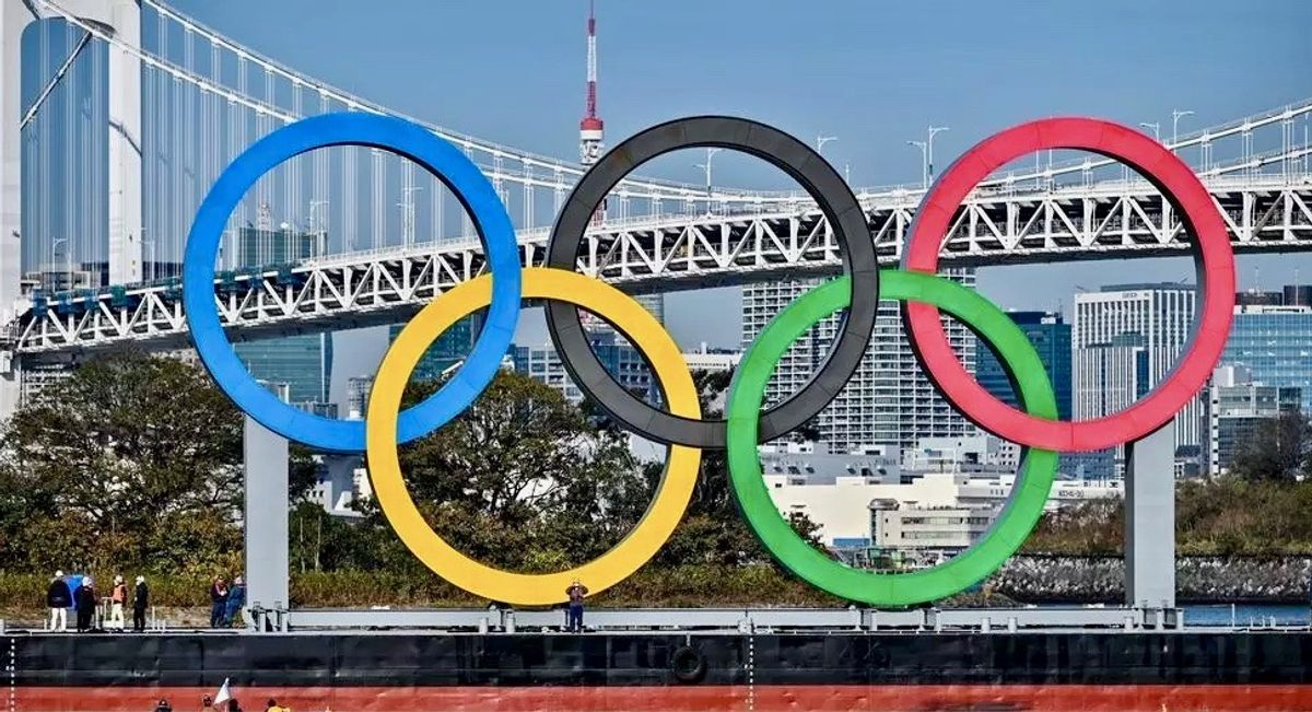 Tokyo Olympics organizers say cancellation report 'fake news'