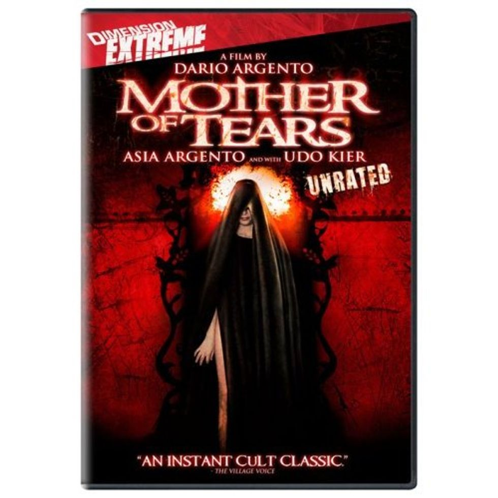 "Mother Of Tears Is ""a Bloody Blast"" -- and out on DVD!"