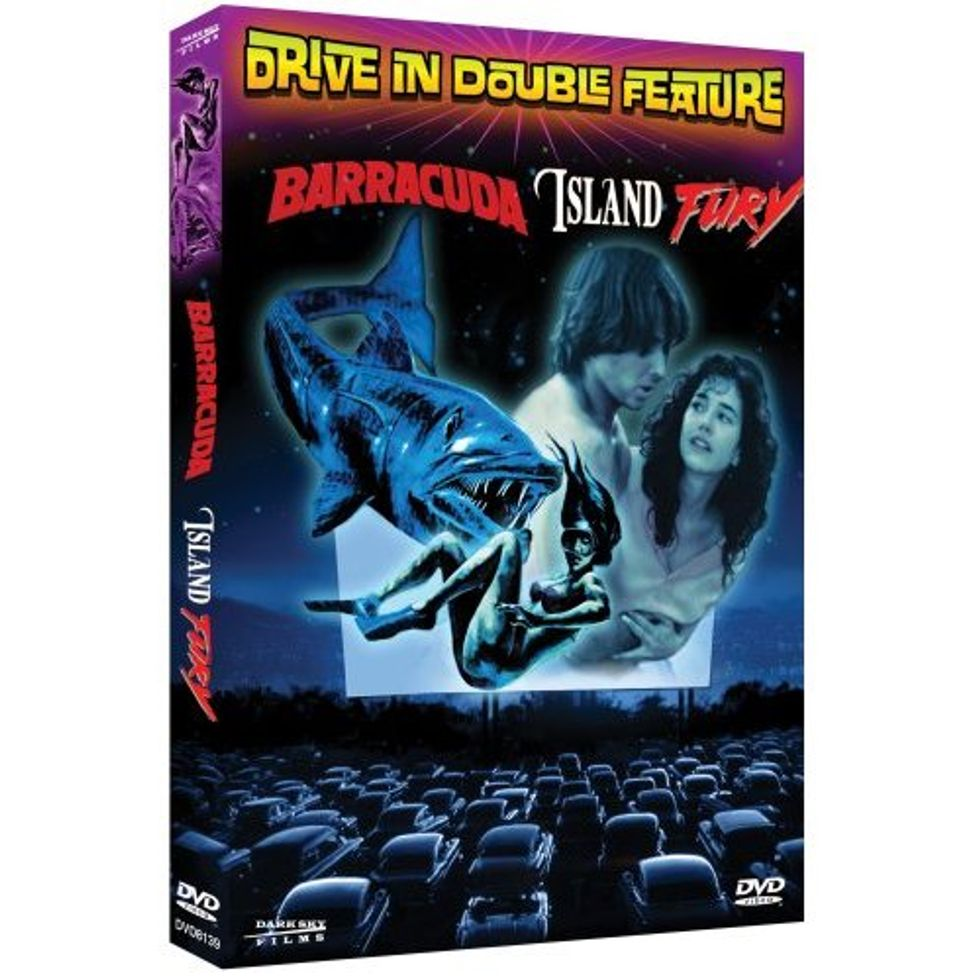 Barracuda & Island Fury: Drive-In DVDs!