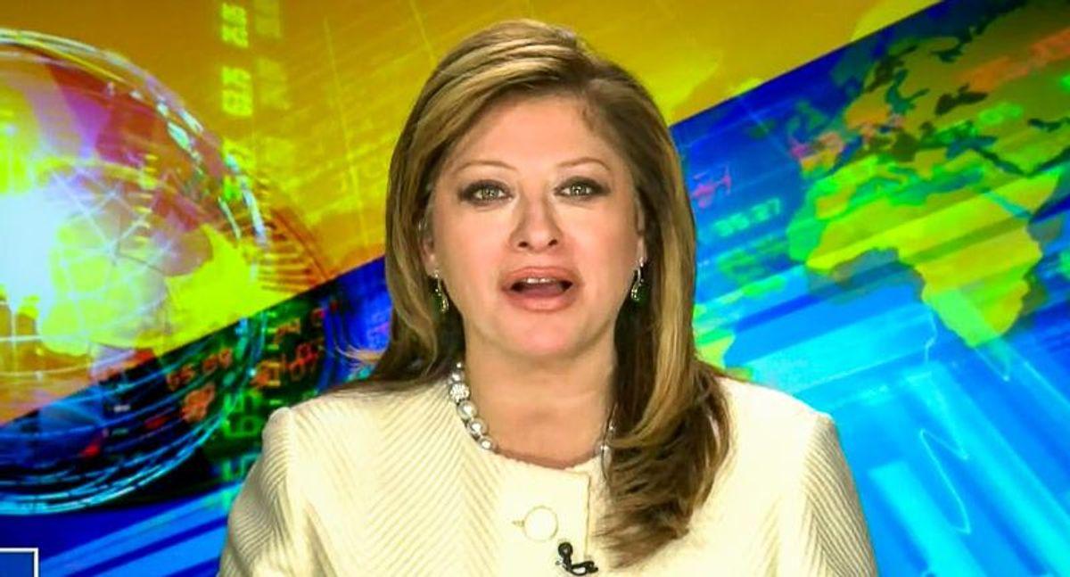 Fox News staffers seethe after network mulls giving 'big lie' promoter Maria Bartiromo a primetime slot