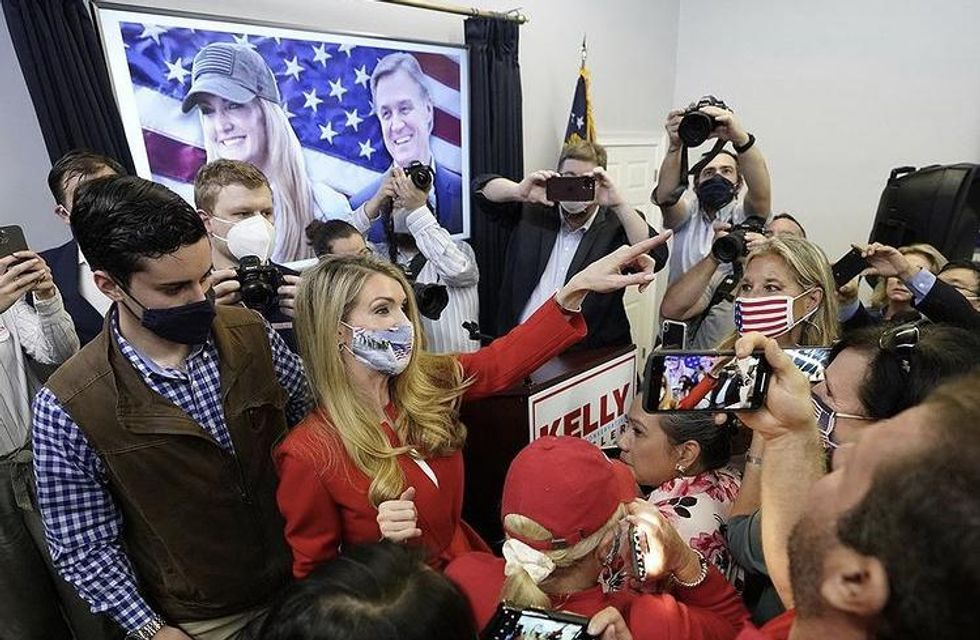 Kelly Loeffler Is The Embodiment Of What's Wrong With American Politics