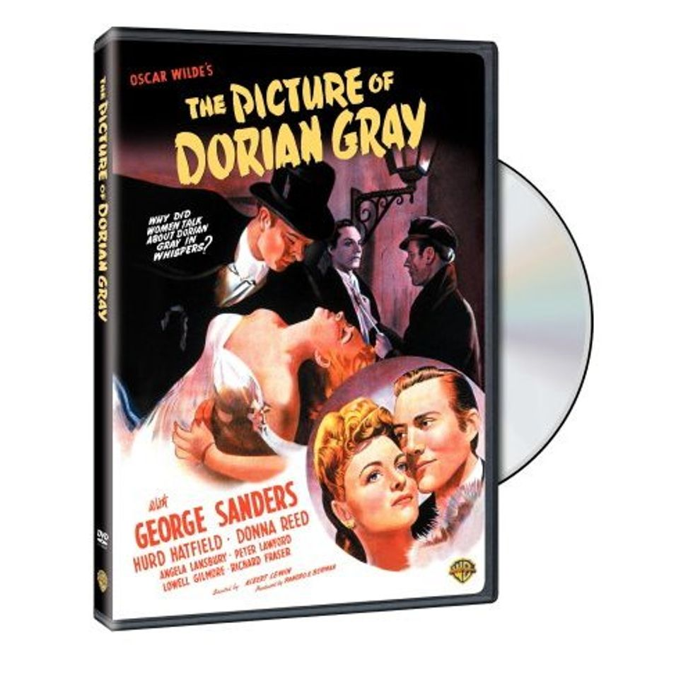 The Picture of Dorian Gray!