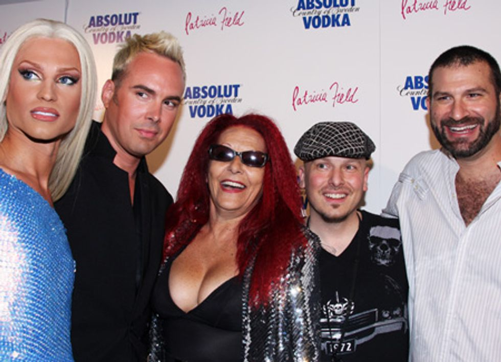 About Last Night... Absolut Disco: Presented by Absolut Vodka, PAPER And Patricia Field