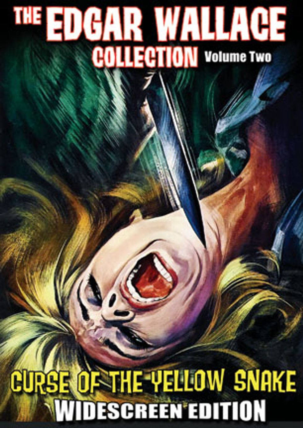 Edgar Wallace Collection (Volume 2) On DVD!