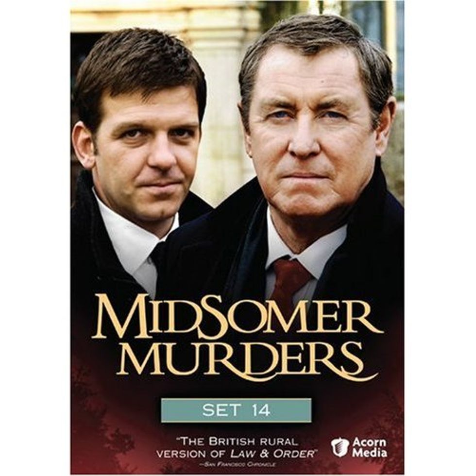 Maniacal Over Midsomer Murders!