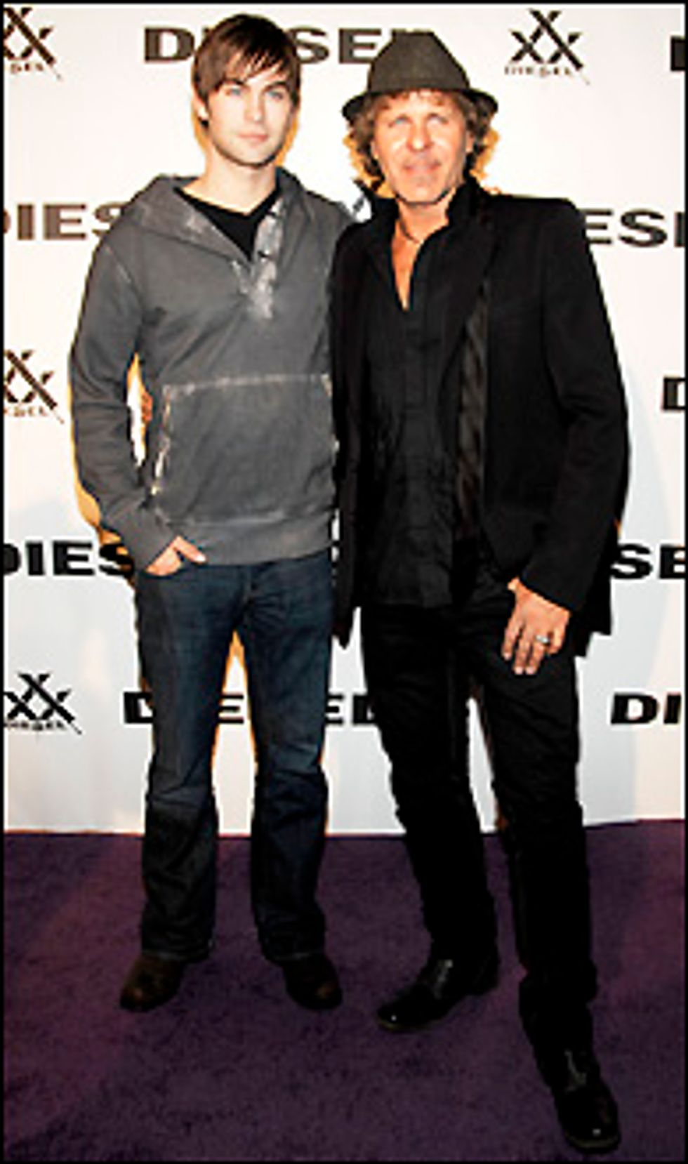 """DIESEL xXx """"Rock and Roll Circus"""" 30th Anniversary Party"""