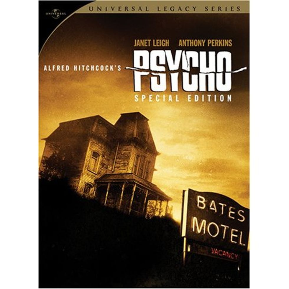 Don't Drop The Soap -- Psycho's Back On DVD!