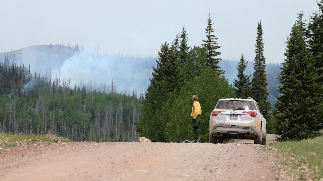Wildfires May Worsen Asthma in the Western United States
