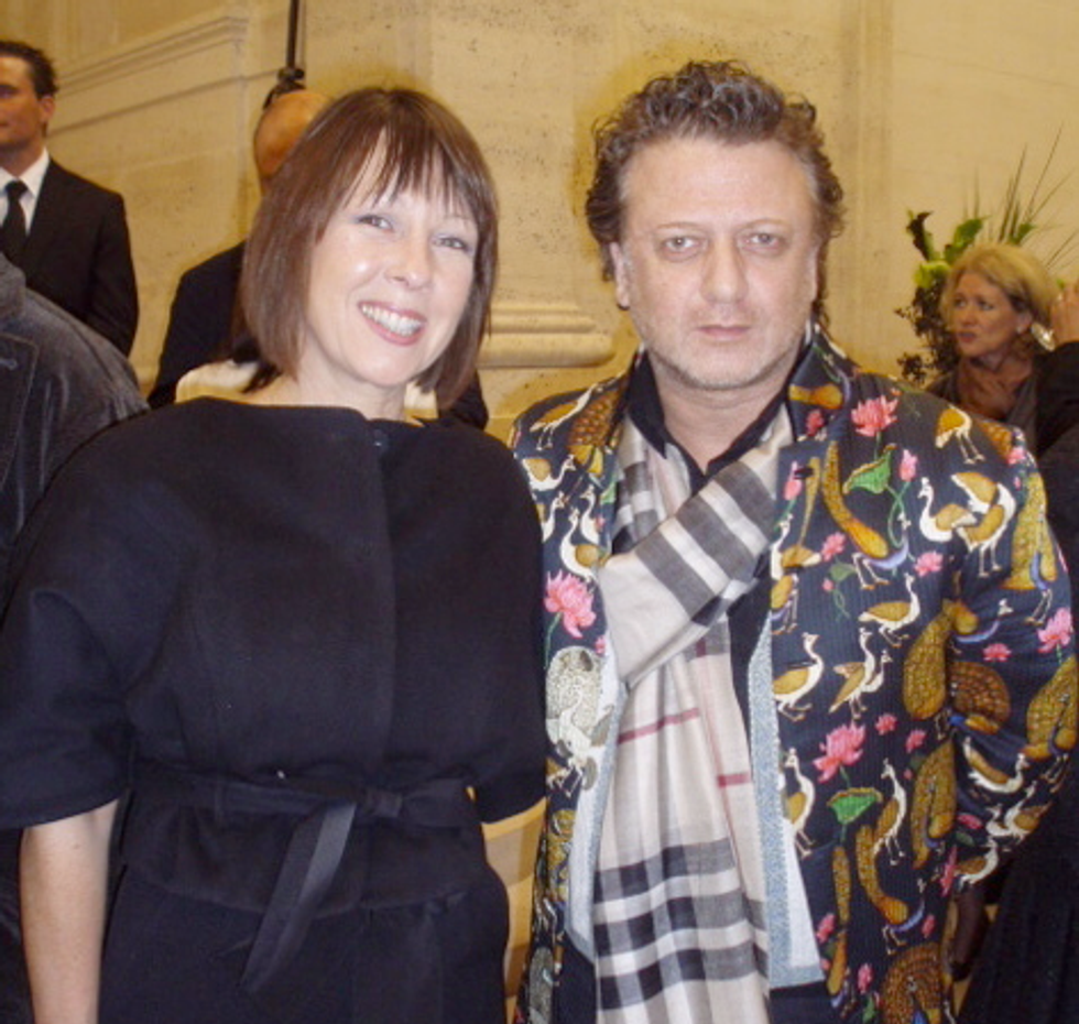 Indian Designer Rohit Bal to Show at Couture in Paris This January