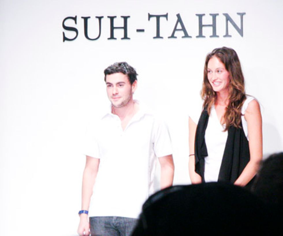 L.A. Fashion Week Report: Suh-Tahn