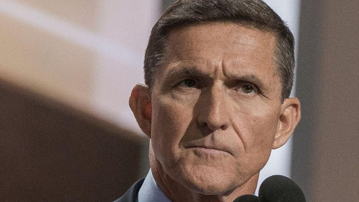 Michael Flynn should face court martial for 'incitement to insurrection': Ex-Colin Powell chief of staff