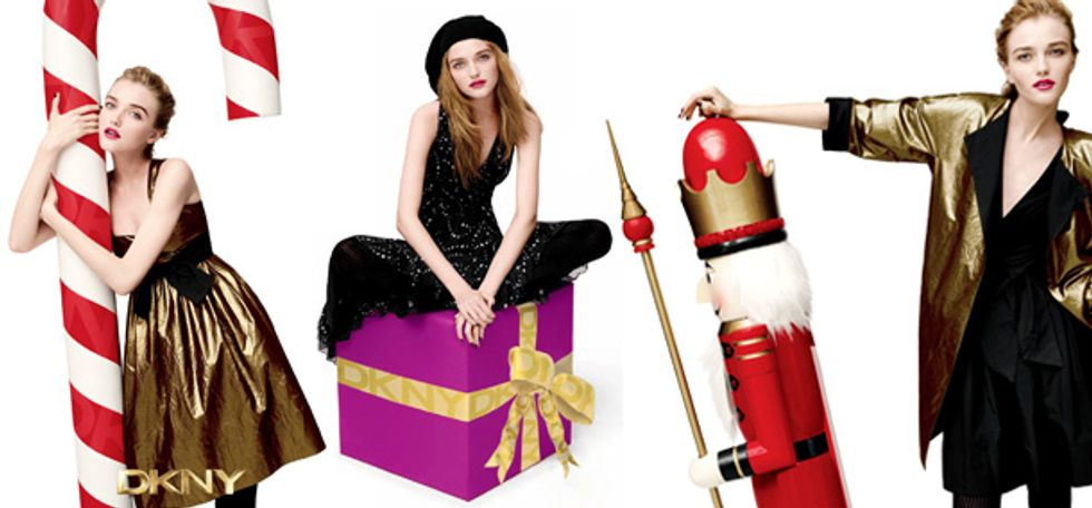 DKNY Cruise Campaign Sells Vlada