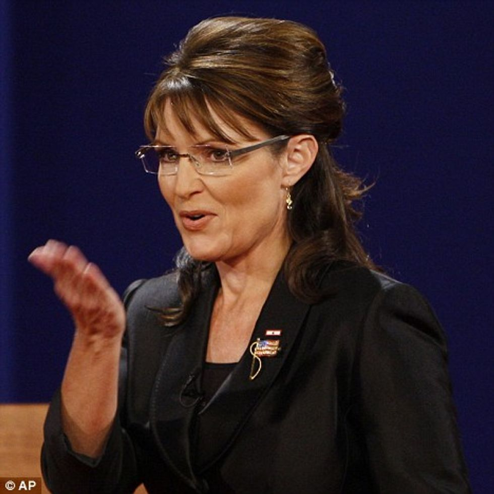 I Want Sarah Palin's Mascara Budget!