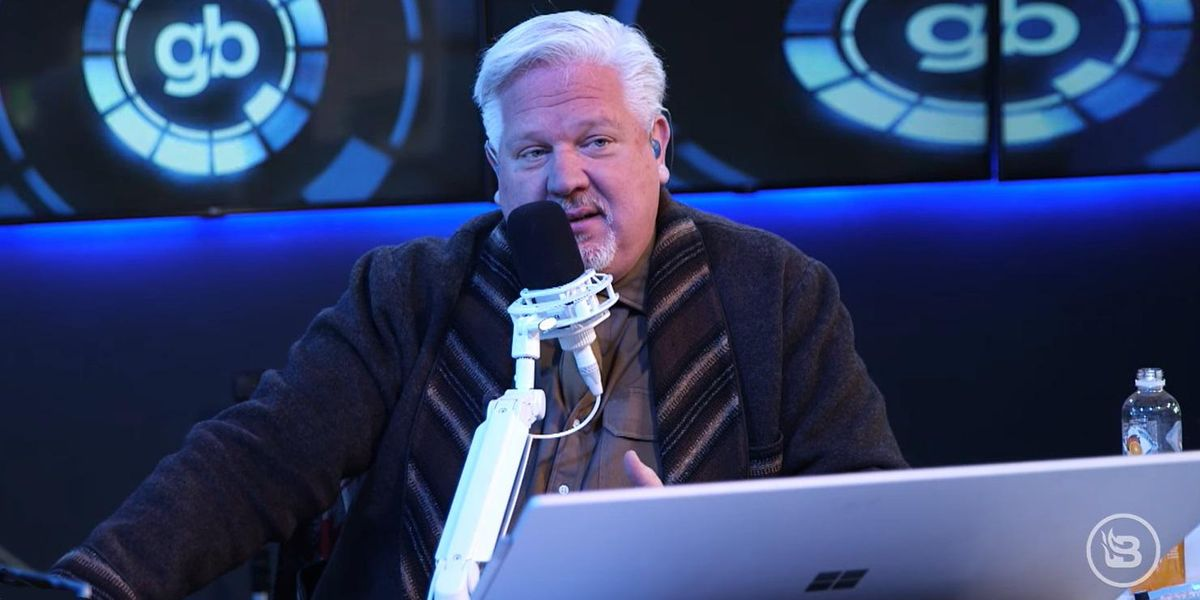 Glenn Beck shares story of personal security scare — and what it taught him about evil