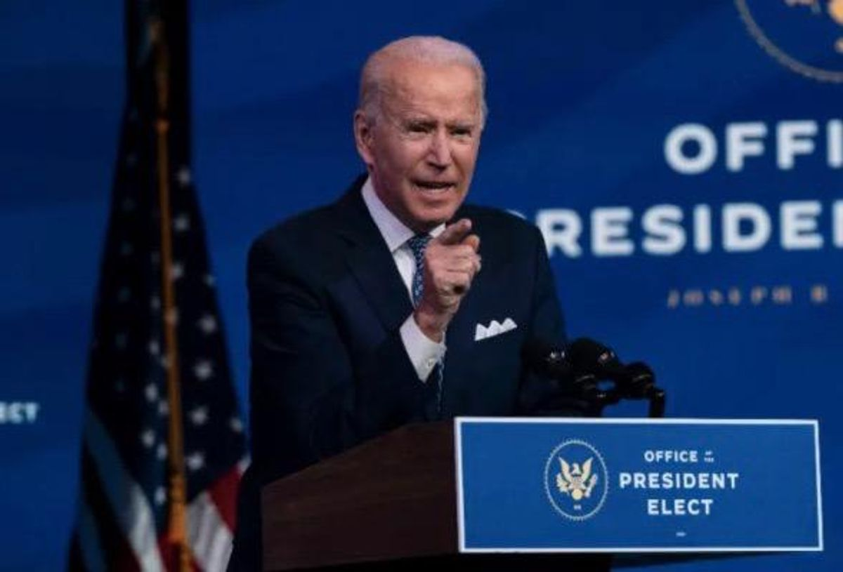 The attack on Capitol was a victory for white supremacy — can Joe Biden rise to the challenge?