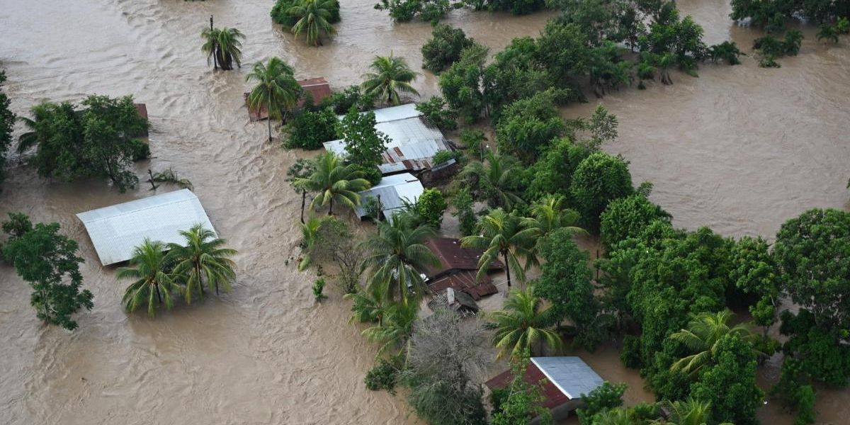 The Top 10 Extreme Weather and Climate Events of 2020