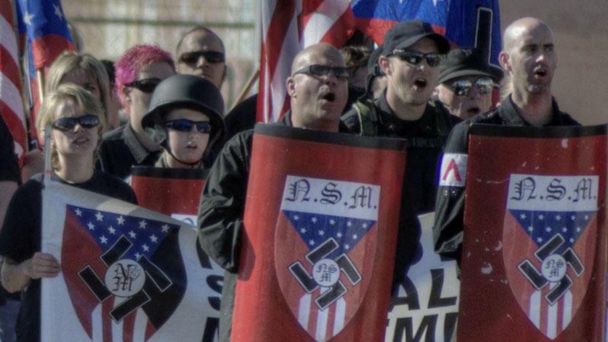 Neo-Nazis trying to recruit military servicemembers to assassinate elected officials: report