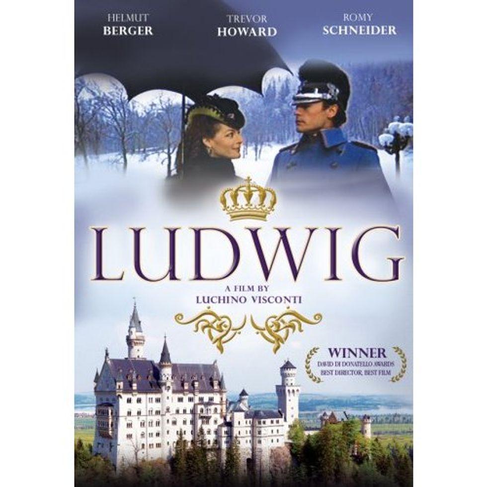 Beautiful, Operatic, Loony, Ludwig On DVD!