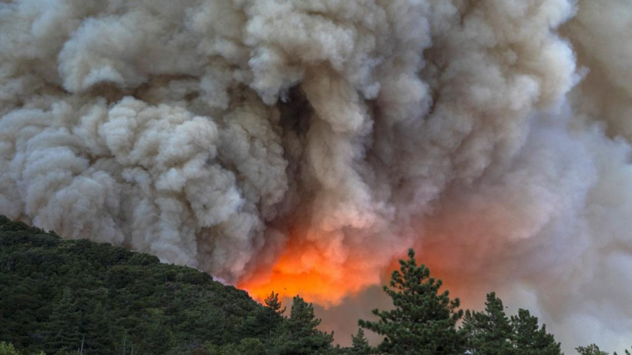 What Wildfire Smoke Plumes Reveal About Air Quality Over Time