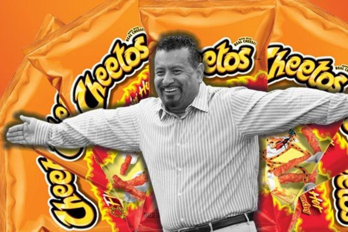 The incredible tale of how a Frito-Lay janitor pitched his billion-dollar idea to the CEO
