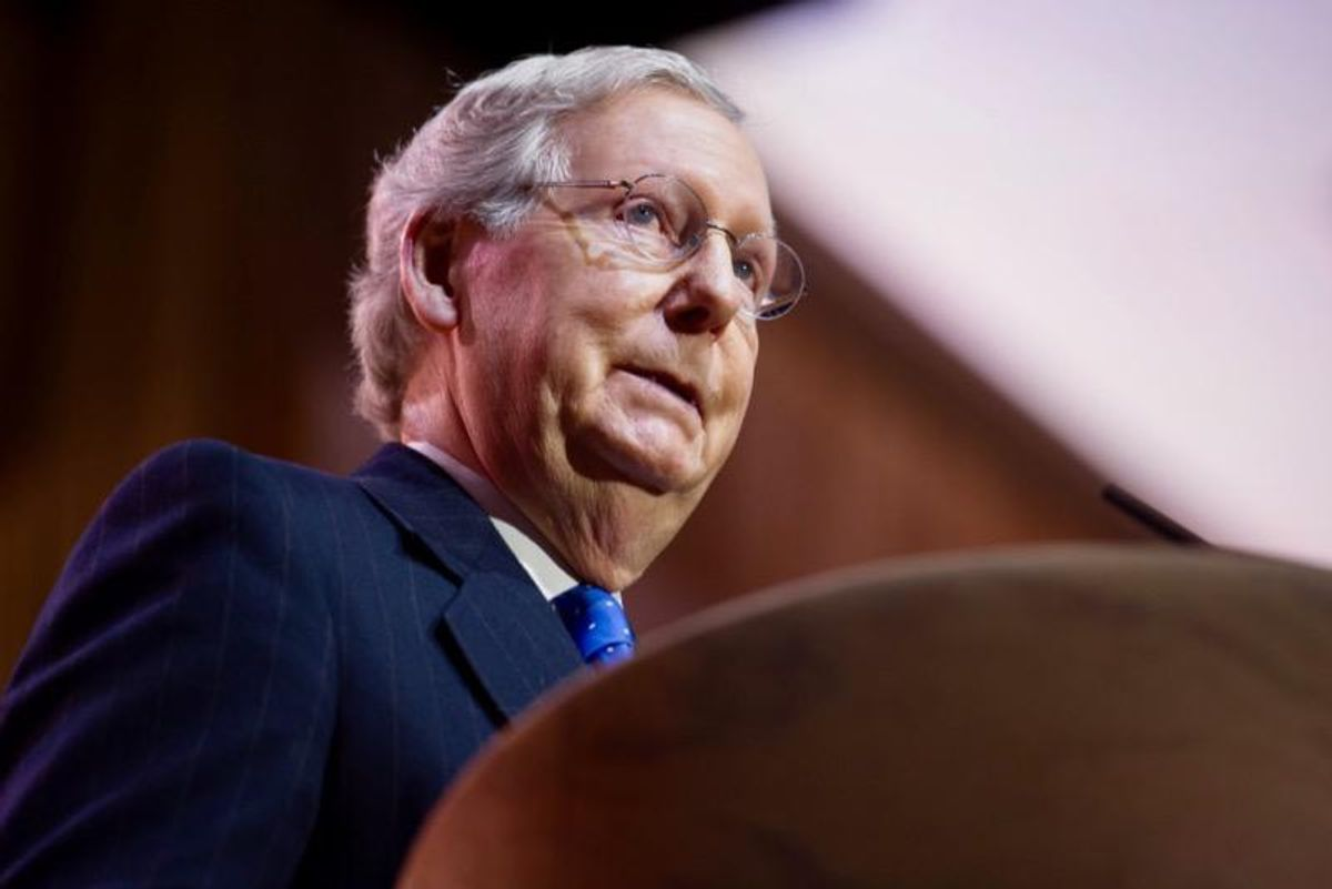 McConnell slams Trump on the Senate floor: He 'provoked' supporters who stormed Capitol