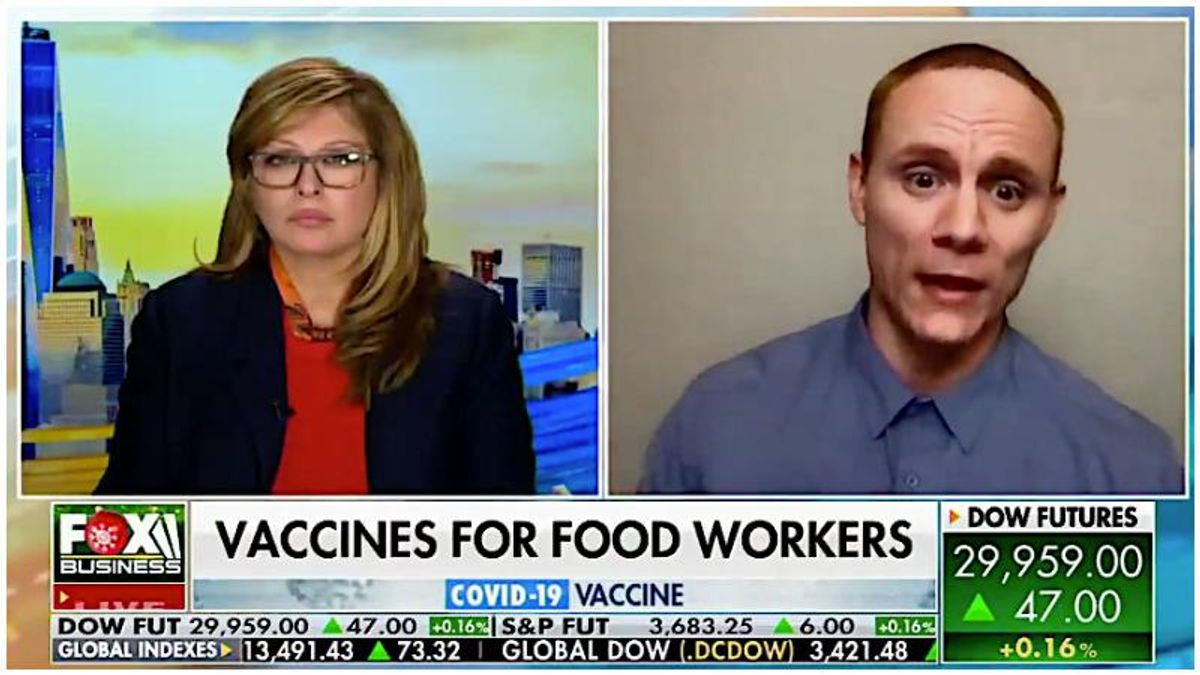 'The Sidney Powell of Geraldo Riveras': Fox's Maria Bartiromo mocked after 'punked' interview with fake CEO