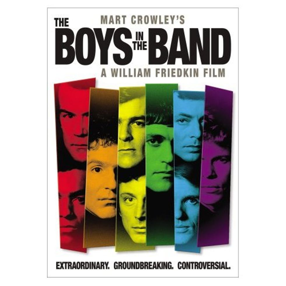 Boys In The Band On DVD... Finally!