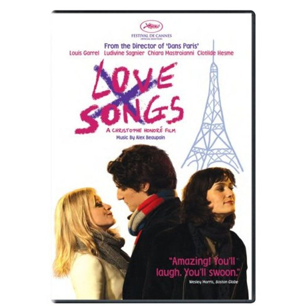 One of 2008's Best Films, Love Songs, Now On DVD!