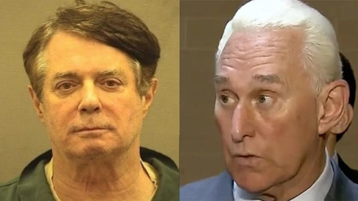 Trump's pardon of Manafort and Stone puts them in new legal jeopardy: Mueller prosecutor