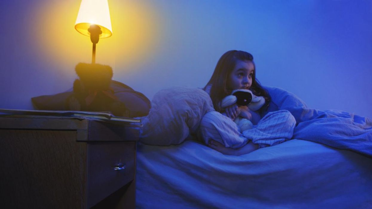 Kids' Fear of Dark Costs Parents $911 Million a Year
