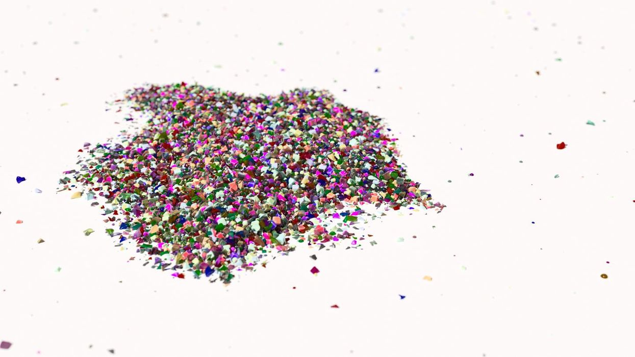 Microplastics have been found in human placenta