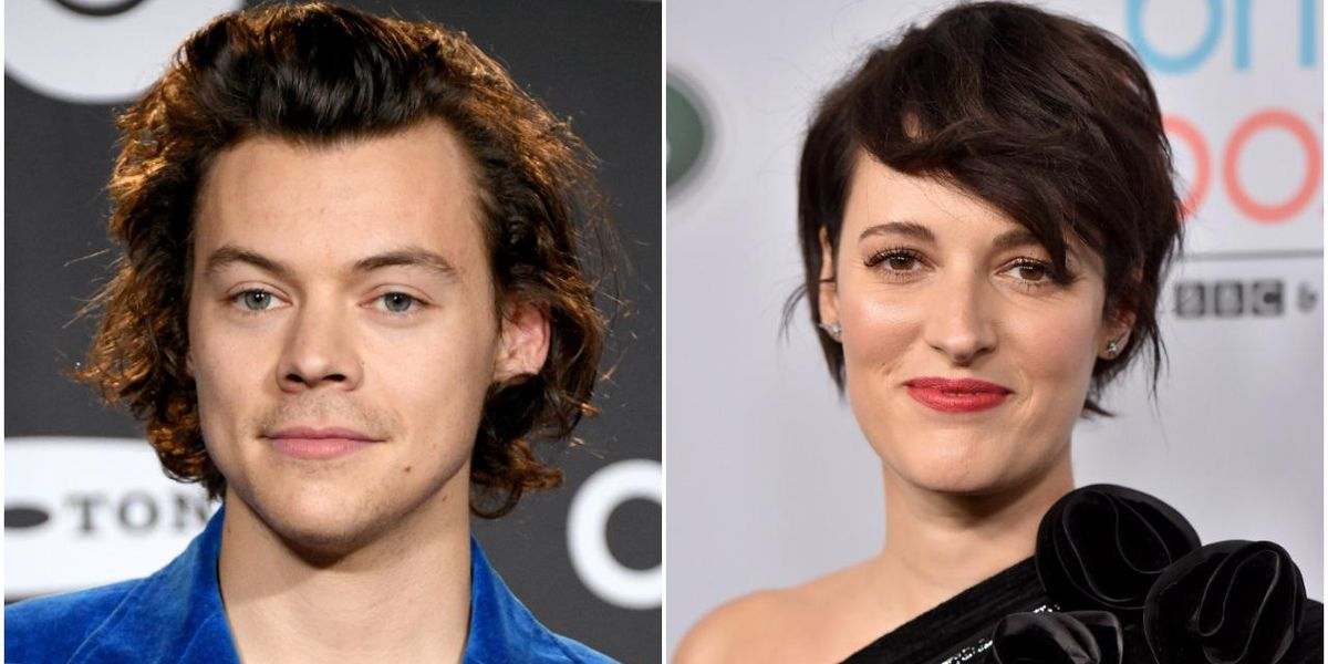 Harry Styles Fans Think Phoebe Waller-Bridge Is in His New Music Video