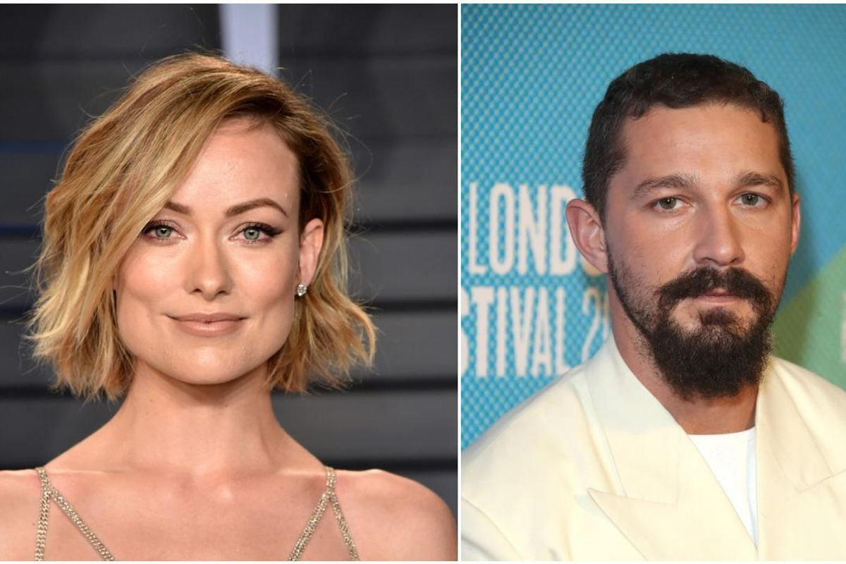 Olivia Wilde Reportedly Fired Shia LaBeouf From 'Don't Worry Darling' For 'Poor Behavior'