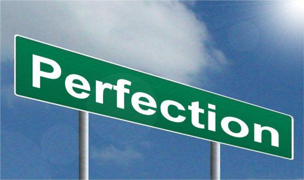 My Problem With Perfection