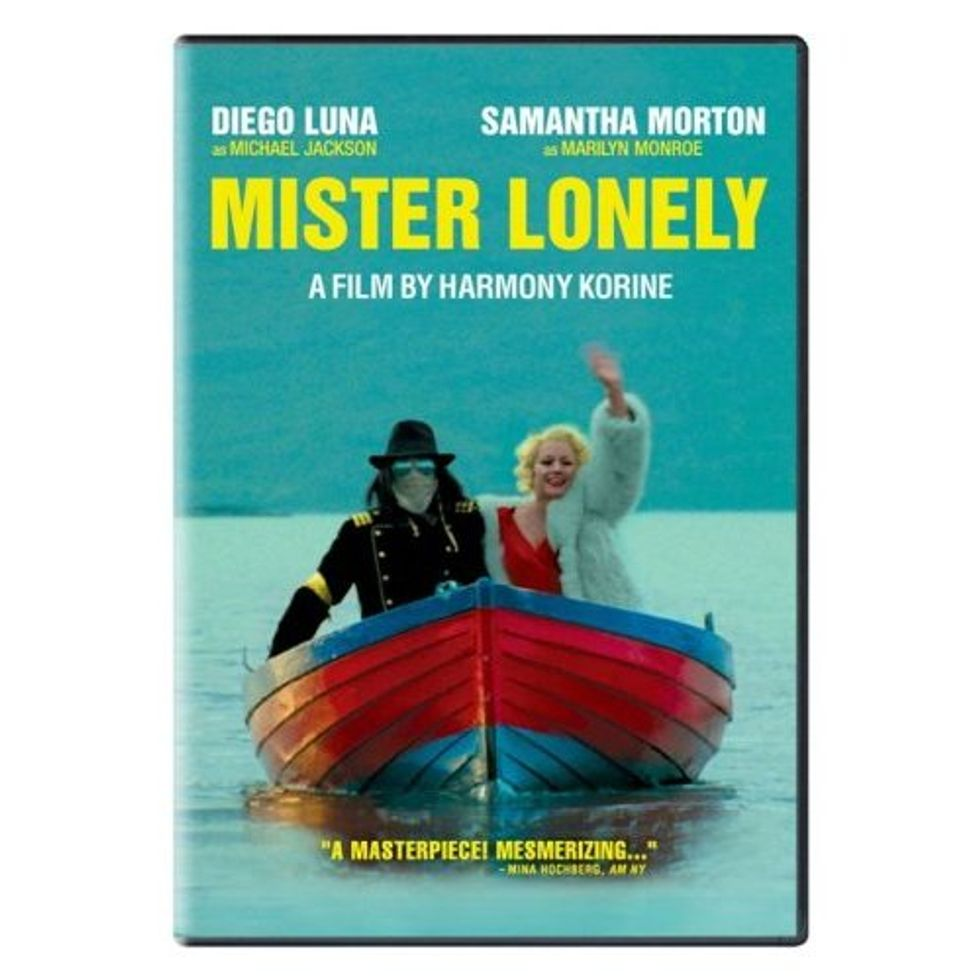 Mister Lonely on DVD