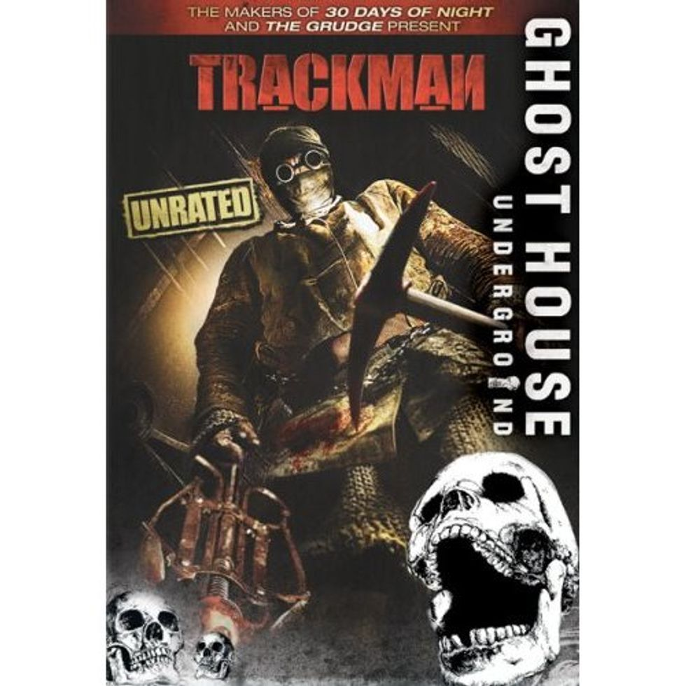 """The Ghost House Underground DVDs Are a Good """"Diversion from Thanksgiving Hell."""""""