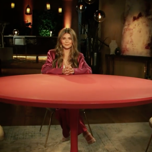 Olivia Jade Is Coming to the Red Table