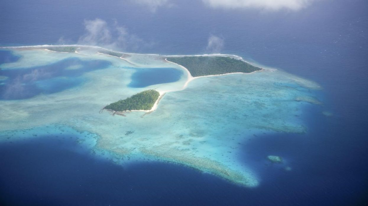 Coral Reefs Are Still Growing Atolls Despite Sea Level Rise