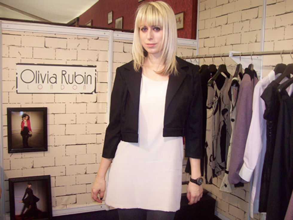 London Fashion Week Begins! And to Kick Things Off, An Interview with Olivia Rubin