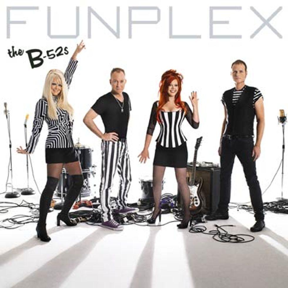 """B-52s """"Funplex"""" Is... Well... Fun!"""