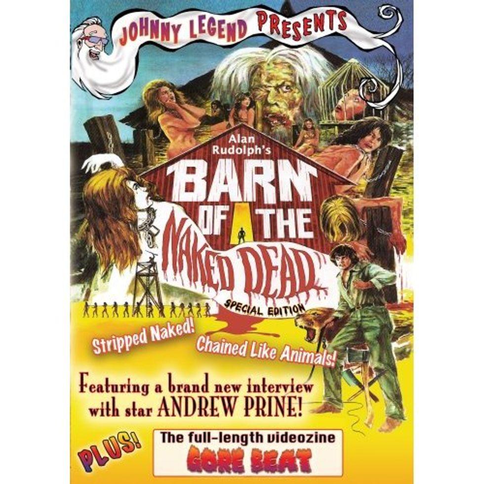 "Barn of the Naked Dead: A ""Nasty Shocker"""