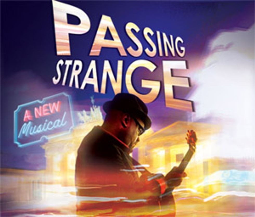 Passing Strange Opening Tonight on Broadway!