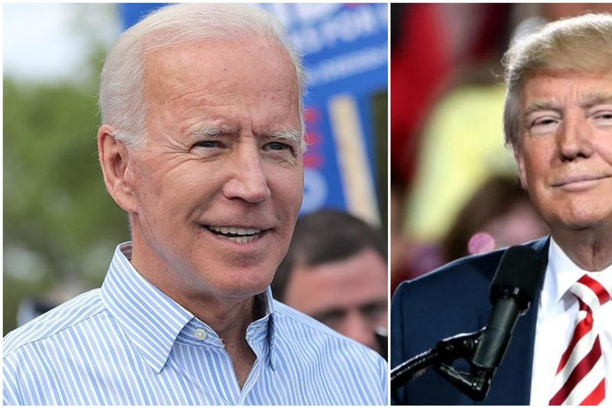 Biden is already more popular than Trump has ever been and that's good for all Americans